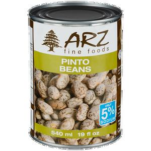 Pinto Beans (540 mL) - Arz