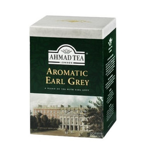 Aromatic Earl Grey Black Tea (500 gr) - Ahmad Tea