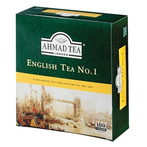 English Tea No.1 100 Bags - Ahmad Tea
