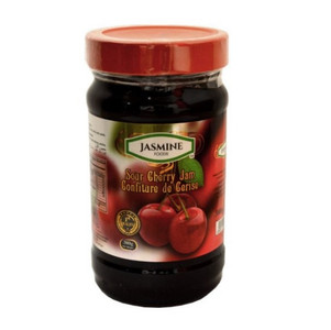 Sour Cherry Jam 380 gr - Jasmine