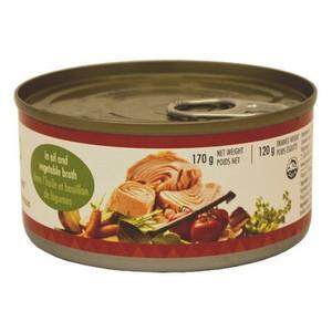 Easy open Tuna Fish in Oil 400g - Jasmine