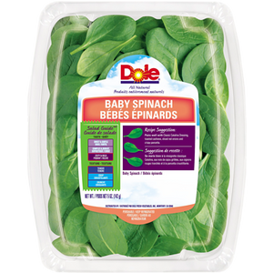Baby Spinach (142 g) - Dole