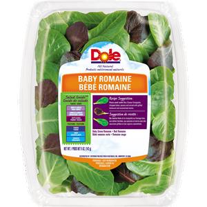 Baby Romaine (142 g) - Dole