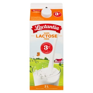 Lactose Free Homogenized 3.25% Milk (2 L)