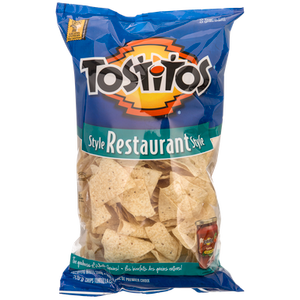 Restaurant Style Chips (530 g) - TOSTITOS