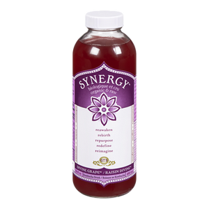 Classic Synergy Organic & Raw, Divine Grape (480 mL)