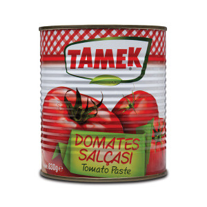 Tomato Paste Canned 830gr - Tamek