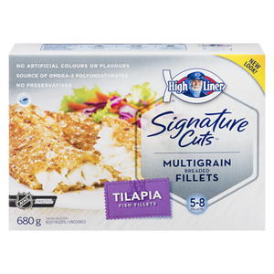 Signature Tilapia, Multigrain (680 g) - High liner