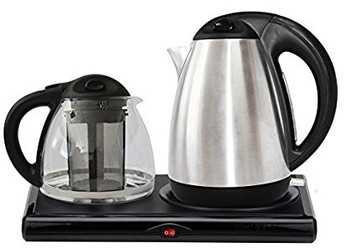Tea Maker, Electric Kettle, Tea Tray Set - GOLDA INC.
