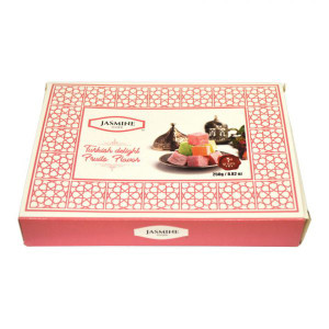 Fruits Turkish Delight 250 gr - Jasmine
