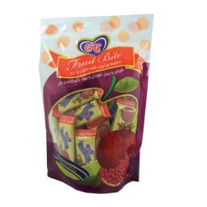 Pomegranate and Apple Fruit Bite 300gr - FaFA