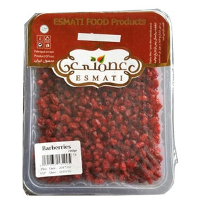 Barberries (Zereshk) 100 gr - Esmati