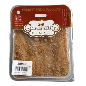 Ground Sumac 100 gr - Esmati