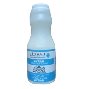 Ayran - Drinkable Yogurt 500 ml - Levant