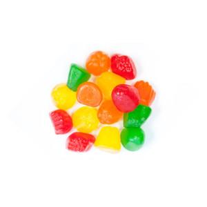 Sour Jujubes  (1/2 lb)