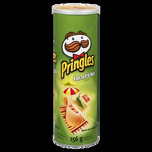 Crisps, Jalapeno Chips (156 g) - PRINGLES