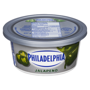 Soft Cream Cheese, Jalapeño (227 g) - Philadelphia