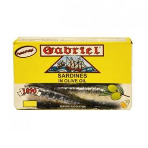 Sardines in Olive Oil 120 gr - Gabriel