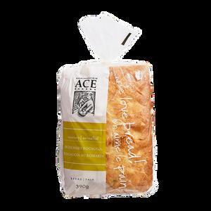 Focaccia, Rosemary (390 g) - ACE BAKERY