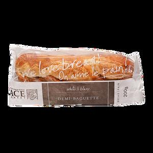 Demi-Baguette, White (200 g) - ACE BAKERY
