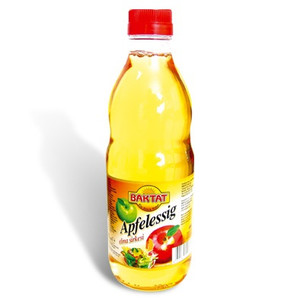Apple Vinegar 500ml in Glass - Baktat