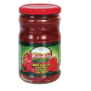 Hot Pepper Paste 700gr - Gemlik