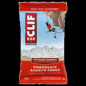 Energy Bar, Chocolate Almond Fudge (68 g) - Clif