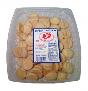 Almond Cookie (8 Oz) - Fard