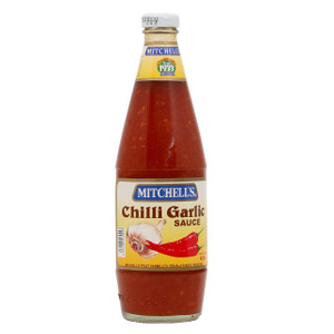 Chili Garlic Sauce 825 gr - Mitchell's