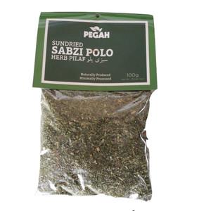 Sabzi Polo - Dried Herbs Mix 100gr - Pegah