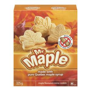 Mr. Maple Cookie (325 g)