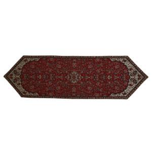 "Termeh Runner Tablecloth Tooba (19"" x 61"")"