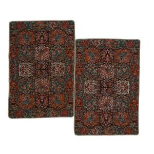 "Termeh 2 x Side Tablecloth Farah (13"" x 19"")"