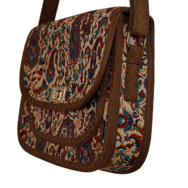 Termeh Handcrafted Purse (Summer)