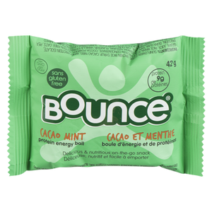 Cacao Mint Protein Bomb (42 g) - BOUNCE