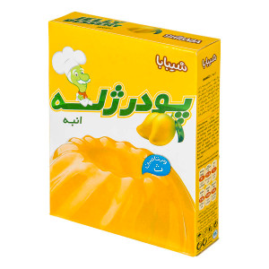 Jelly Powder Mango 100 g - Shibaba