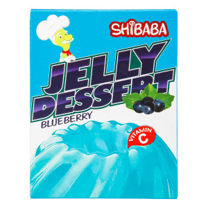 Jelly Powder Blueberry 100 g - Shibaba