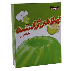 Jelly Powder Melon 100 g - Shibaba