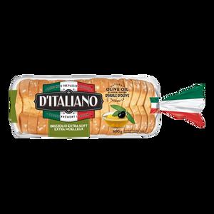 Thick Slice Bread, Brizzolio (600 g) - d'Italiano