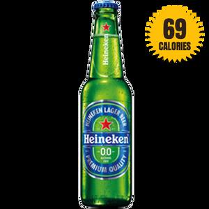 Beer Alcohol Free Bottles 330 ml - Heineken