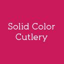 Solid Color Cutlery