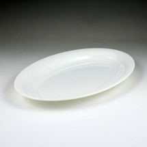 "8"" x 12"" Oval Catering Tray"
