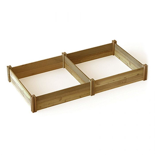 Modular Raised Garden Bed 48x95x13