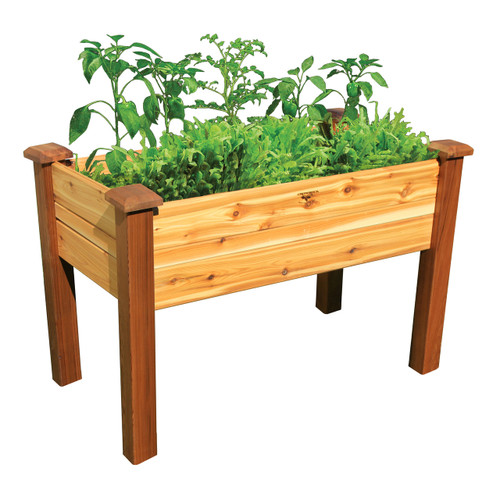 "Elevated Garden Bed 24x48x32 - 10""D"