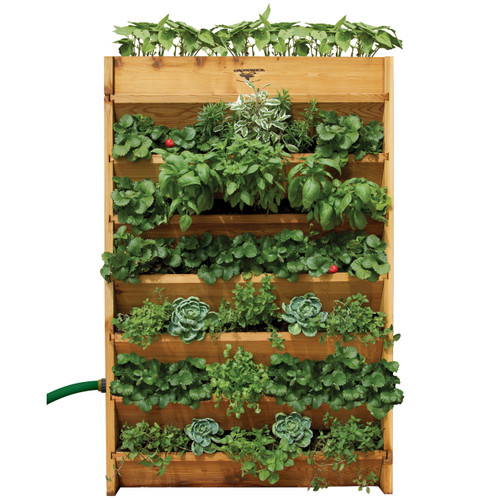 "Vertical Garden 32x45x9""D - Assembled Factory Seconds"