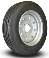 Rancher 673T Wheel & 225/70R19.5 Triangle TR685 LRJ