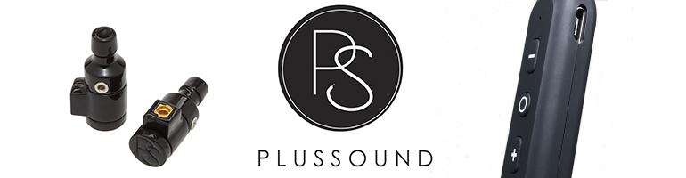 Plus Sound Banner
