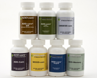 ADD-care for ADD and ADHD symptoms. Homeopathic alternative.