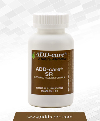 ADD-care(R) SR (100 Capsules)