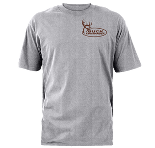 Buck Commander Paint Logo T-Shirt